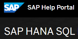 Sap hana CREATE PROCEDURE references